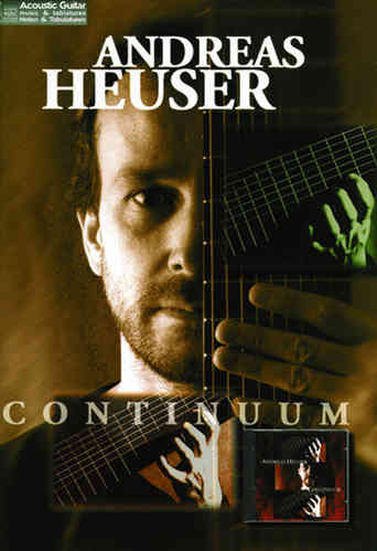 Heuser, Andreas - Continuum