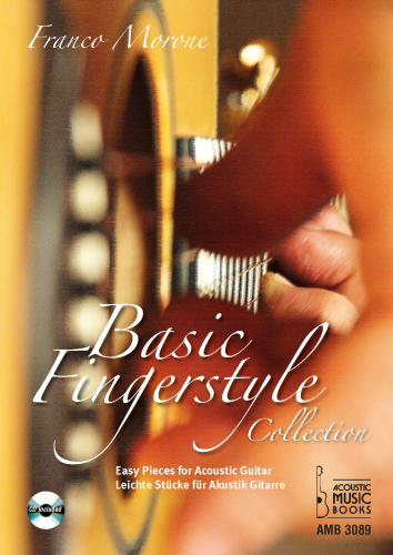 Morone, Franco: Basic Fingerstyle Collection