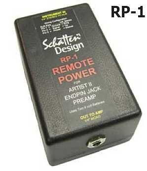 Schatten Design RP-1 Remote Power Module - ext. Stromversorgung