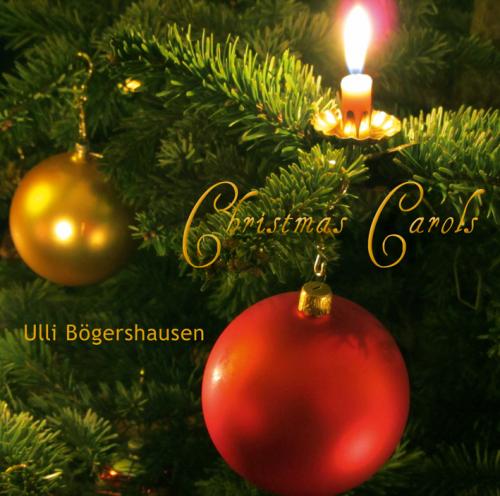 Weihnachtslieder Cd.Ulli Bögershausen Christmas Carols 20 Weihnachtslieder Arrangiert Für Fingerstyle Gitarre Cd