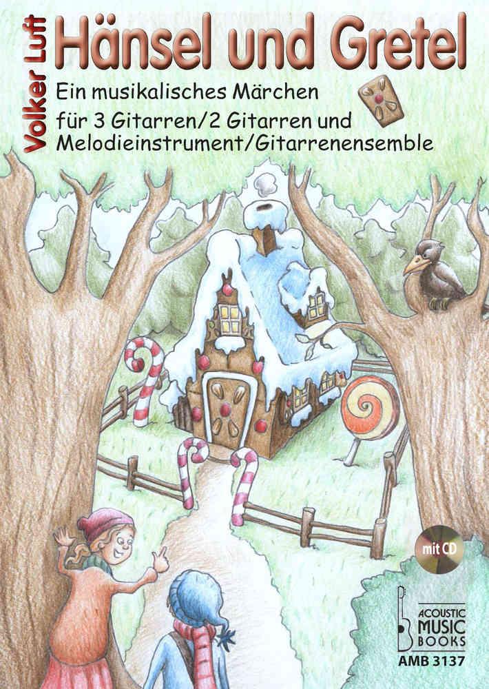 Lieblings Luft, Volker: Hänsel und Gretel. Ein musikalisches Märchen für 3 &KC_95